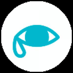 obstrucción del conducto lacrimal