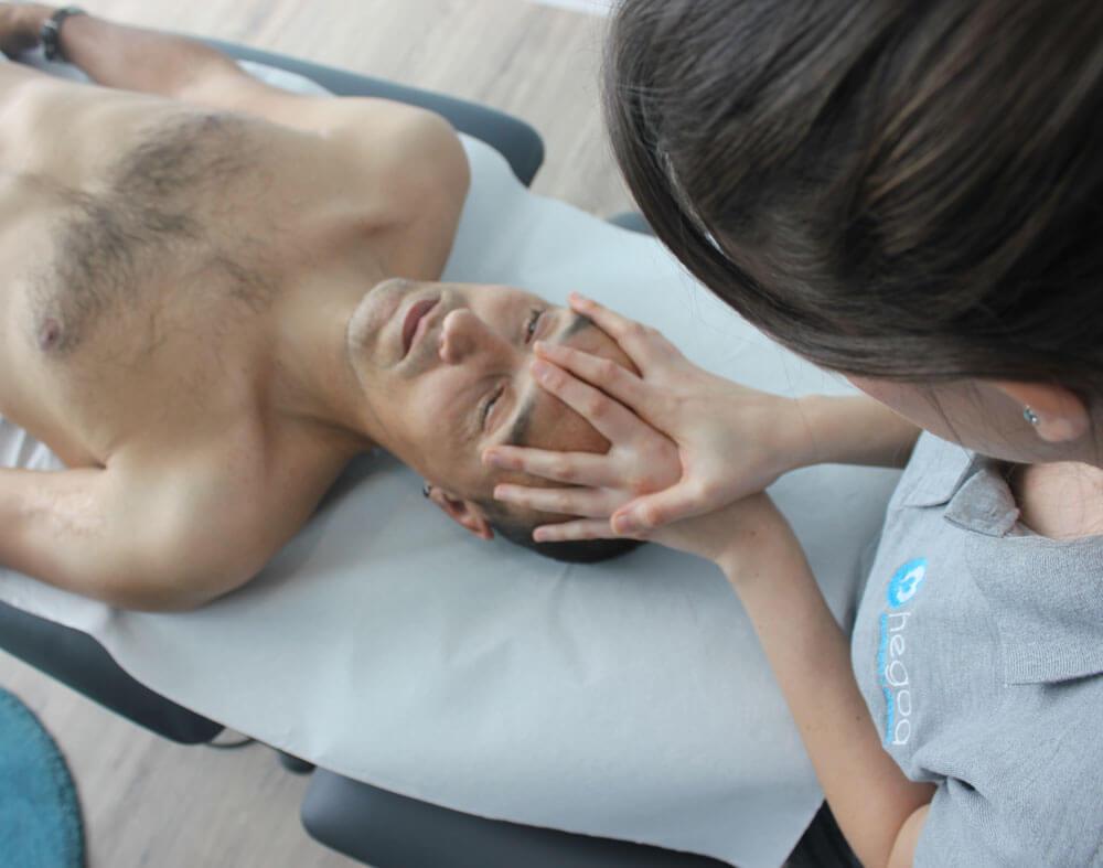 Osteopatía craneal en Hegoa Fisioterapia