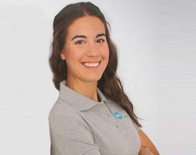 Sarai Molina Mestanza, profesional en Hegoa Fisioterapia y Osteopatía